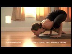 Ashtanga Yoga Primary Series with Maria Villella: Bhujapidasana, Kurmasana and Supta Kurmasana