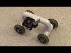 DIY Camera Slider (Trolley Dolly) - YouTube
