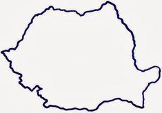 Harta Romaniei - Imagini de colorat pentru 1 Decembrie | Fise de lucru - gradinita Kindergarten Activities, Preschool Activities, Romania Map, 1 Decembrie, Diy And Crafts, Crafts For Kids, Map Worksheets, Map Tattoos, Family Tattoos