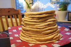 Bestemor Julies Tjukklefser | MariannMat Breakfast, Food, Morning Coffee, Meals, Yemek, Eten