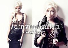 Christina Aguilera!!!!!!