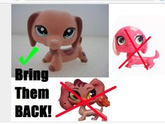 Look what hasbro did!Choose your kind of lps .
