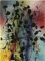 Sans titre by Jean Paul Riopelle. Follow the biggest painting board on Pinterest: www.pinterest.com/atelierbeauvoir