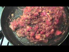 Gratin d'aubergines et mozzarella de bufflonne