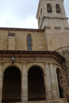 Parroquia de Santa Cruz (Medina de Pomar) Merindades