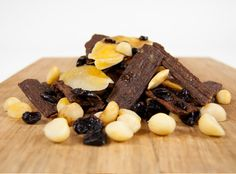 Grass-Fed Jerky, Fruit and Nut Mix by Primal Pacs