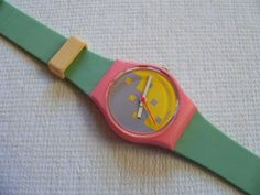 Your mouth watered to have thecoolest Swatch!