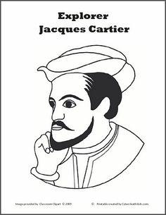CCM, Gamma, W1, History: Ferdinand Magellan coloring sheet
