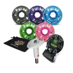 Atom Pulse Outdoor Wheels - Bundle!