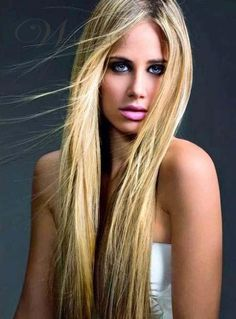 Fabulous Front Lace Wig Long Straight Best Wig 100% Human Hair about 24 Inches