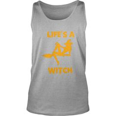 Life's A Witch Funny Halloween Witch Shirt #gift #ideas #Popular #Everything #Videos #Shop #Animals #pets #Architecture #Art #Cars #motorcycles #Celebrities #DIY #crafts #Design #Education #Entertainment #Food #drink #Gardening #Geek #Hair #beauty #Health #fitness #History #Holidays #events #Home decor #Humor #Illustrations #posters #Kids #parenting #Men #Outdoors #Photography #Products #Quotes #Science #nature #Sports #Tattoos #Technology #Travel #Weddings #Women