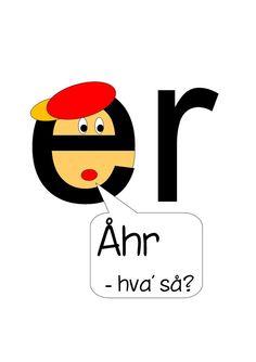 Ann, Symbols, Letters, Teaching, Danish Language, Grammar, First Class, Icons, Letter