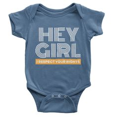 Boys will be... good humans! This design is also available in toddler and youth sizing at https://www.etsy.com/shop/AssistTheResistance This is a super soft and durable 100% certified organic cotton onesie made in the USA. All of our clothing is designed and printed in Minnesota, and is made-to-order, so please allow 3-5 days for processing. 10% of all sales are donated to the ACLU, National Immigration Law Center, Planned Parenthood Action Fund and Southern Poverty Law...