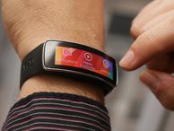 Samsung Gear Fit is a fitness tracker with real core strength We crack open the Gear Fit fitness band to reveal just how Samsung packs a ton of tech into such a tiny package.