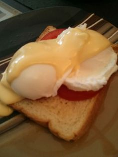 3 egg yolks 1/2 tablespoon lemon juice dash of cayenne pepper 10 tablespoons salted butter Melt the butter slowly in a pot, but do not boil - it needs to keep all the moisture in. Put the yolks, le...