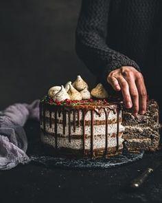 Koláč bez múky a cukru - Fit recept - Lenivá Kuchárka No Bake Cake, Love Food, Food Photography, Food And Drink, Sweets, Baking, Gluten, Desserts, Recipes