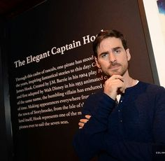 """""""The Elegant Captain Hook Ouat, Oh Captain My Captain, Jackson Life, Once Upon A Time Funny, Tv Show Casting, Irish Eyes Are Smiling, Hook And Emma, Outlaw Queen, Killian Jones"""