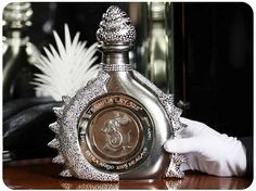 255 000 $ – Tequila Spluch The highest price for a bottle of tequila makes $225 000. Platinum and gold decorate a bottle the Ultra Premium of the Ley.925 Tequila. In a bottle the distilled alcohol of the 8th, 10th 12 years made of an agave and made by Alcoholic beverage plant of the Hacienda of La Capilla in Los Altos, Jalisco which passed threefold