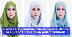 Beli online kerudung Bia Zaskia Mecca di MusliMarket.com