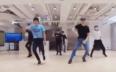 EXO The Eve dance gif
