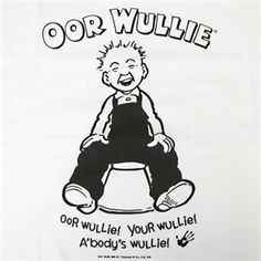 oor wullie cartoon character from scottish comic of the same name Scottish Tattoos, Scottish Culture, Irn Bru, Beautiful Fairies, Laugh At Yourself, 8th Of March, Children's Book Illustration, Cartoon Characters, I Tattoo