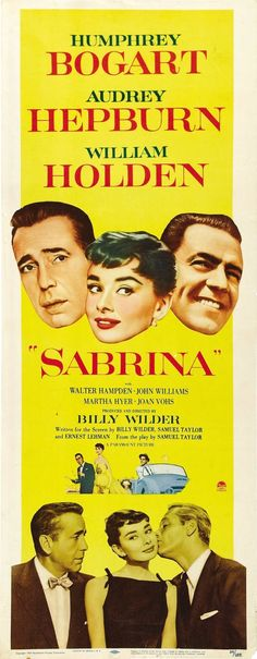 Sabrina (1954) - Pictures, Photos & Images - IMDb