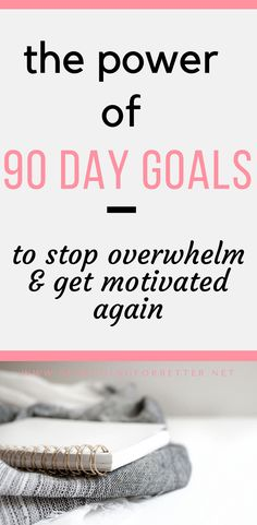 This one tip could change how you set your goals in 2018! Your new years resolutions for the year can be demotivating. This one idea will change how you set goals for the rest of your life. And make you the ultimate productivity guru!! #productivity #resolutions #goals