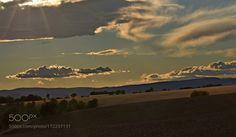 Je perce les nuages ! by Mamouette