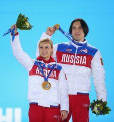 Татьяна Волосожар и Максим Траньков – олимпийские чемпионы по фигурному катанию среди пар!
