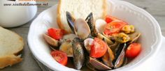 Zuppa fasolari, cozze e vongole veraci   Ricette della Nonna