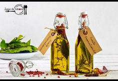 GAME OF FLAVORS: OIL aromatized