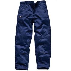 Dickies Mens Redhawk Action Work Trousers Navy Features : - Button and zip fastening- Zipped hand pockets- One zipped thigh pocket- Two zipped back pockets- External knee pad pouchesFabric / Material : - 65% polyester, 35% cotton, 260gsm... (Barco http://www.MightGet.com/february-2017-2/dickies-mens-redhawk-action-work-trousers-navy.asp