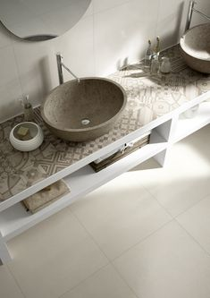Master Bathroom Ideas Decor Luxury is definitely important for your home. Whether you pick the Luxury Bathroom Master Baths Beautiful or Luxury Master Bathroom Ideas, you will create the best Small Bathroom Decorating Ideas for your own life. Bathroom Interior, Modern Bathroom, Small Bathroom, Bathroom Ideas, Bathroom Sinks, Modern Vanity, Industrial Bathroom, Bathroom Styling, Bathroom Storage