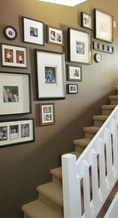 The mix of large and small frames makes this interesting.