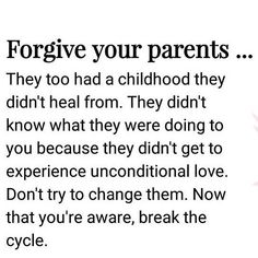 Quotes To Live By, Me Quotes, Motivational Quotes, Inspirational Quotes, Inner Child Healing, Parenting Quotes, Note To Self, Self Help, Forgiveness
