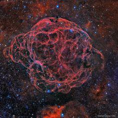 Supernovaüberrest Simeis 147