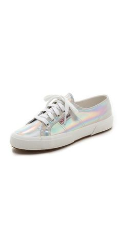 Superga Mirrored Sneakers | SHOPBOP- Just love them!