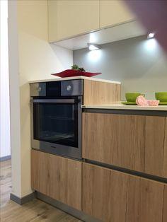 Cucina Scavolini modello Liberamente. Basi decorativo colore Rovere ...