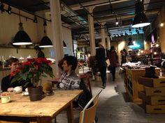 AIDA fashion and cafè in Shoreditch, Greater London