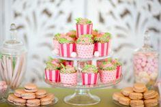 Свадебные кап-кейки