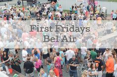 A review of First Fridays in Bel Air-fun for the whole family- Jen Snyder is a professional photographer in Bel Air, MD http://www.jensnyderphoto.com