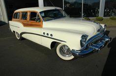 1953 Buick Super 8 Estate wagon