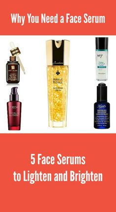 Why You Need A Face Serum
