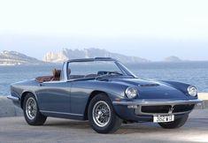 #Maserati Mistral (1963-1970) #maseraticlassiccars