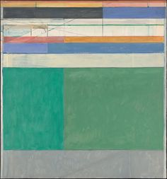 DougH On The Go!: Richard Diebenkorn's Stain Glass Fortress of ...