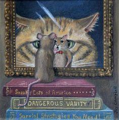 """Dangerous Vanity"" by Joy Campbell"