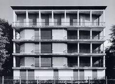 Casa Tognella | 1953 | Milan, Italy | Ignazio Gardella