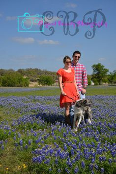 ©Elegant Beauty Photography  Couple Photos, Bluebonnets