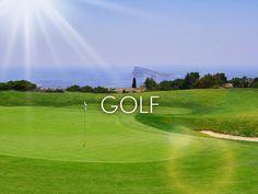 ¿Te gusta jugar al golf? Asia Gardens Hotel & Thai Spa linda con dos magníficos campos: Villaitana Levante y Poniente.