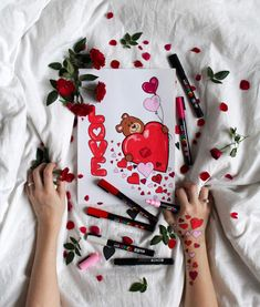 Valentines day OszlánszkiART Valentines Day, Playing Cards, Diy, Valentine's Day Diy, Bricolage, Valantine Day, Diys, Handyman Projects, Do It Yourself